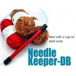 FIBER TO FABRIC NEEDLE KEEPER