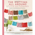 LIVRE THE KNITTING ALL AROUND STITCH DICTIONARY
