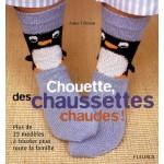 FLEURUS CHOUETTE, DES CHAUSSETTES CHAUDES