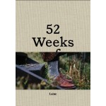 LIVRE 52 WEEKS OF SOCKS