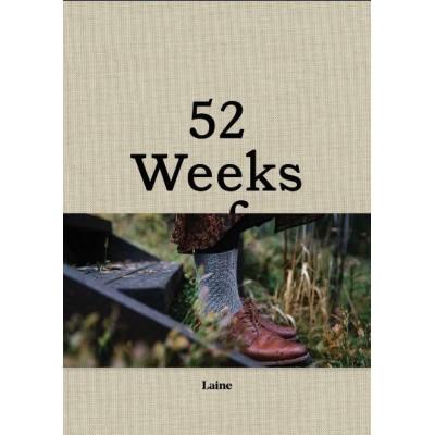 LIVRE 52 WEEKS OF SOCKS
