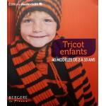 MARIE CLAIRE TRICOT ENFANTS 40 MODELES DE 2 A 10 ANS