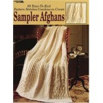 60 EASY TO KNIT PATTERN SAMPLER AFGHANS