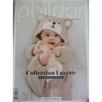 PHILDAR 158 COLLECTION LAYETTE AUTOMNE HIVER 2018 2019