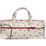 SAC A OUVRAGE COUNTRY ROSE