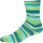 ON LINE SUPERSOCKE SILK COLOR